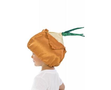Карнавальная шапочка лука