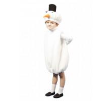Снеговик детский