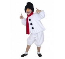 Снеговик для мальчика