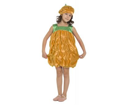 Костюм ананаса: комбинезон и шапочка