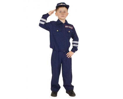 Детский карнавальный костюм инспектора ДПС ГИБДД