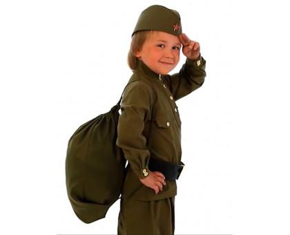 Вещмешок к детской военной форме
