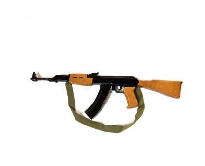 Макет автомата АК-47 детский