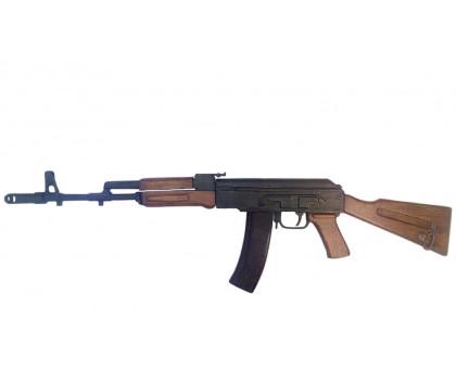 Деревянный макет АК-74