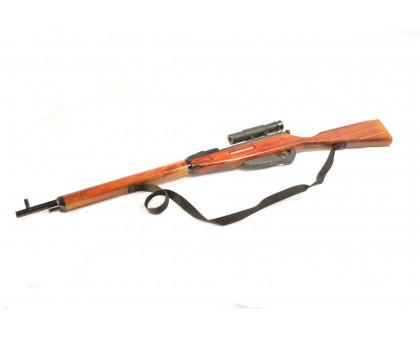 Игрушечная снайперская винтовка Мосина
