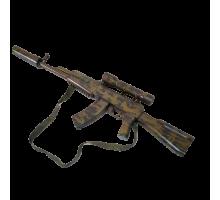 АК-74 с прицелом