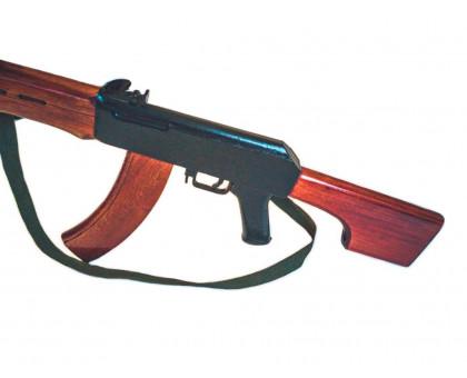 Деревянный макет ручного пулемета Калашникова