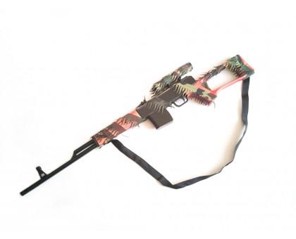 Детская снайперская винтовка СВД