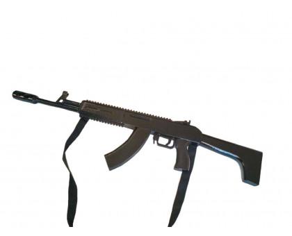 Деревянный автомат Калашникова АК-12 черный