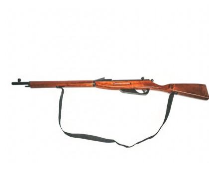 Игрушечная деревянная винтовка Мосина