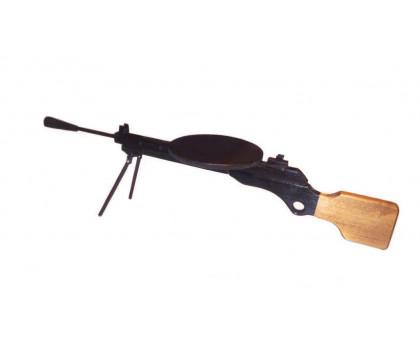 Пулемет Дегтярева из дерева