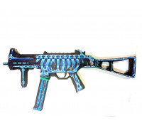 UMP-45 Облучение