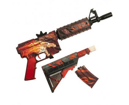 Автомат-резинкострел М4А4 Утренний вой