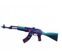 АК-47 Неоновый гонщик