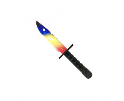 Деревянный нож M9 Bayonet Мраморный градиент