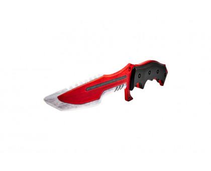 Деревянный Охотничий нож Автотроник из КС ГО
