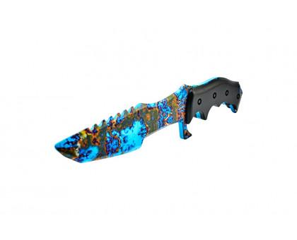 Деревянный Охотничий нож Поверхностная закалка из КС ГО