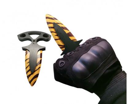 Тычковые ножи КС ГО Зуб тигра