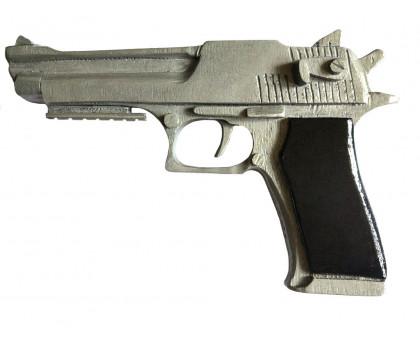 Деревянный макет пистолета Desert Eagle (Пустынный Орел)