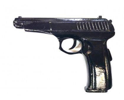 Деревянный макет пистолета Гюрза (СР-1)