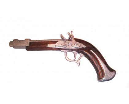 Мушкет пистолет деревянный
