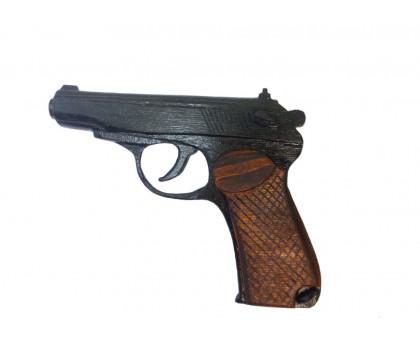 Деревянный макет пистолета Макарова