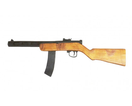 Макет пистолета-пулемета Дегтярева ППД
