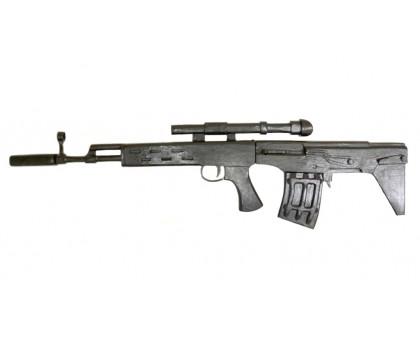 Макет снайперской винтовки СВУ