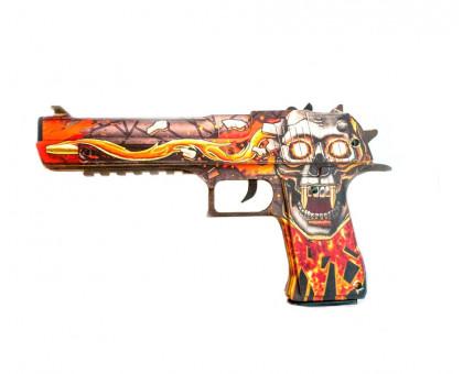 Пистолет из игры КС ГО Desert Eagle Убийство подверждено