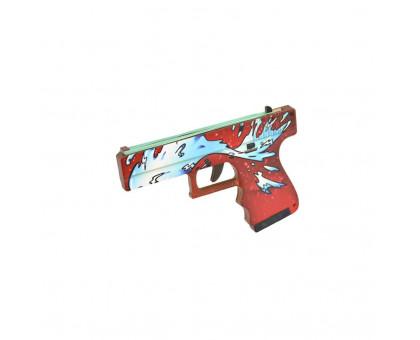 Пистолет КС ГО Глок-18 Дух Воды