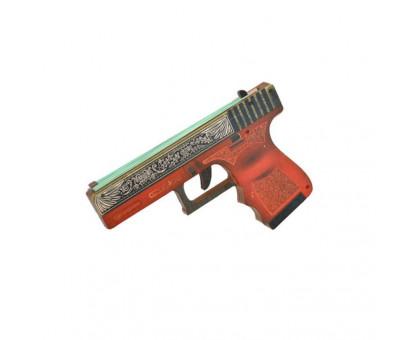 Пистолет КС ГО Глок-18 Королеквский Легион