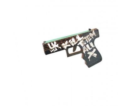Пистолет Глок-18 Пустынный повстанец