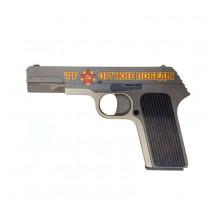 Резинкострел пистолет ТТ