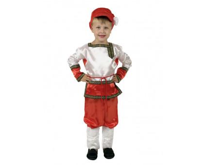 Костюм Иванушка с красными штанами