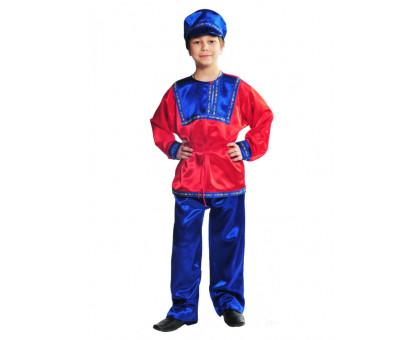 Русский народный костюм для мальчика Ванюша