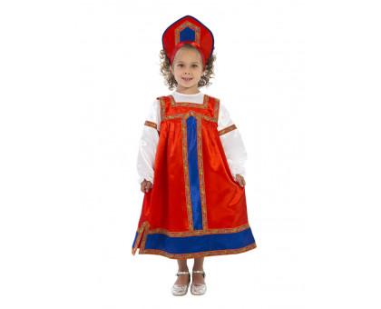 Карнавальный костюм для девочки Маруся