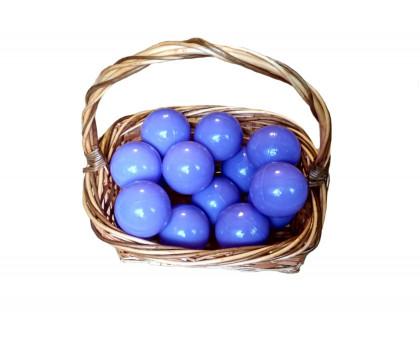 Шарики для сухого бассейна фиолетовые