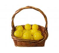 Шарики желтые